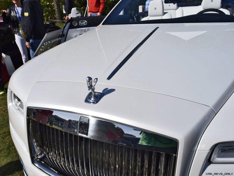 2017 Rolls-Royce DAWN - Inspired by Fashion 14