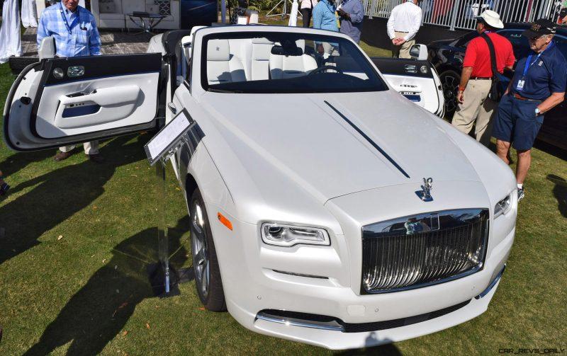 2017 Rolls-Royce DAWN - Inspired by Fashion 17