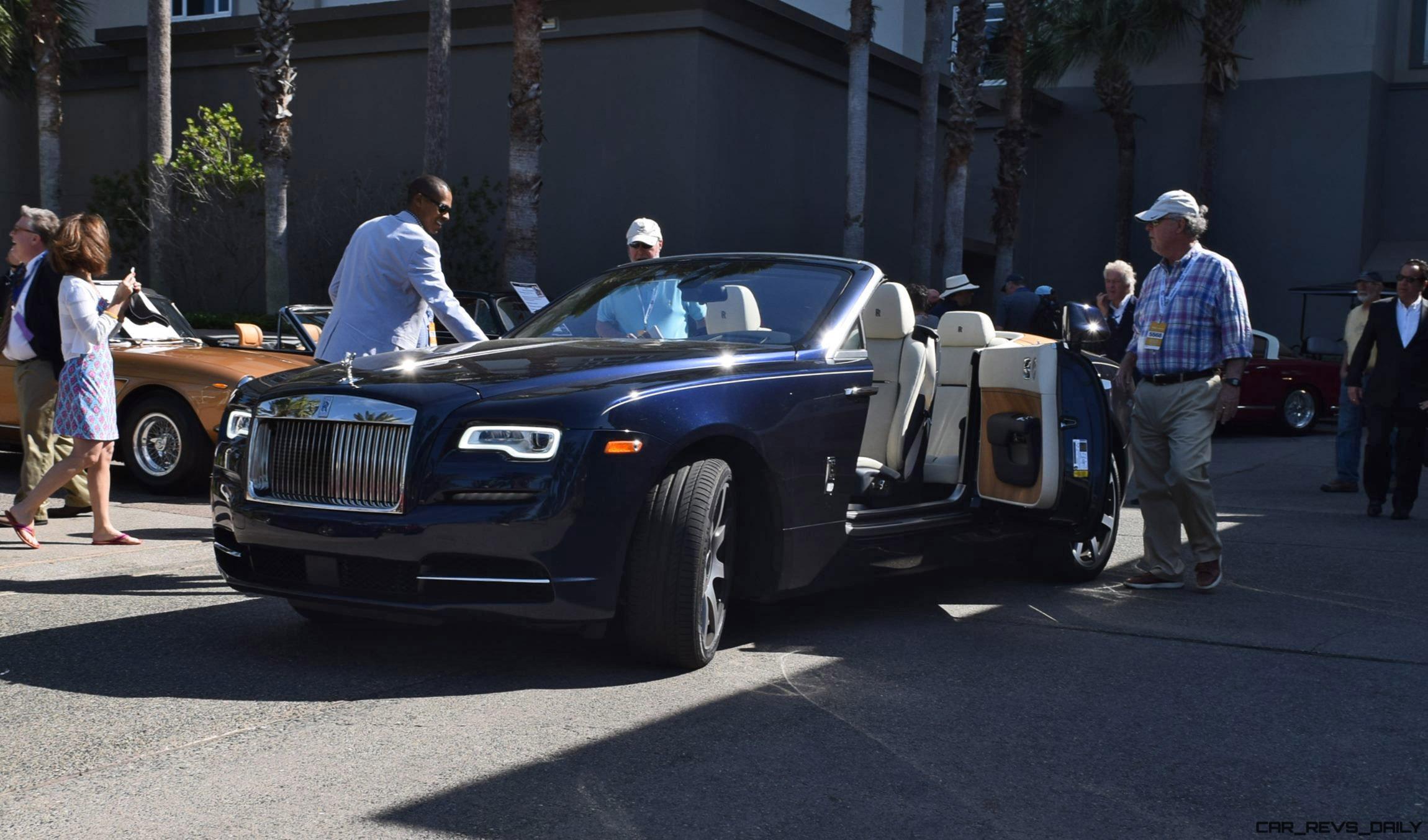 100 Rolls Royce Dawn Blue Rent Rolls Royce Dawn