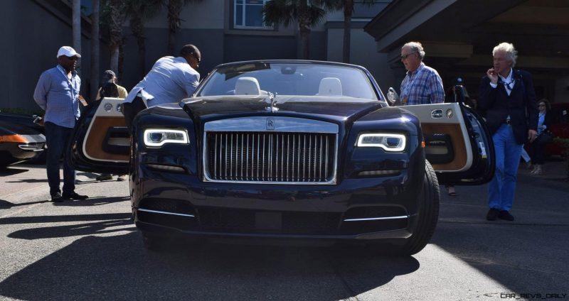 2017 Rolls-Royce DAWN - Inspired by Fashion 21
