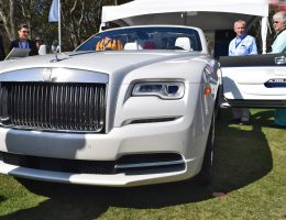 2017 Rolls-Royce DAWN – Bespoke Inspired By Fashion