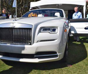 2017 Rolls Royce Dawn Bespoke Inspired By Fashion 187 Car