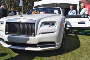 2017 Rolls-Royce DAWN – Bespoke Inspired By Fashion