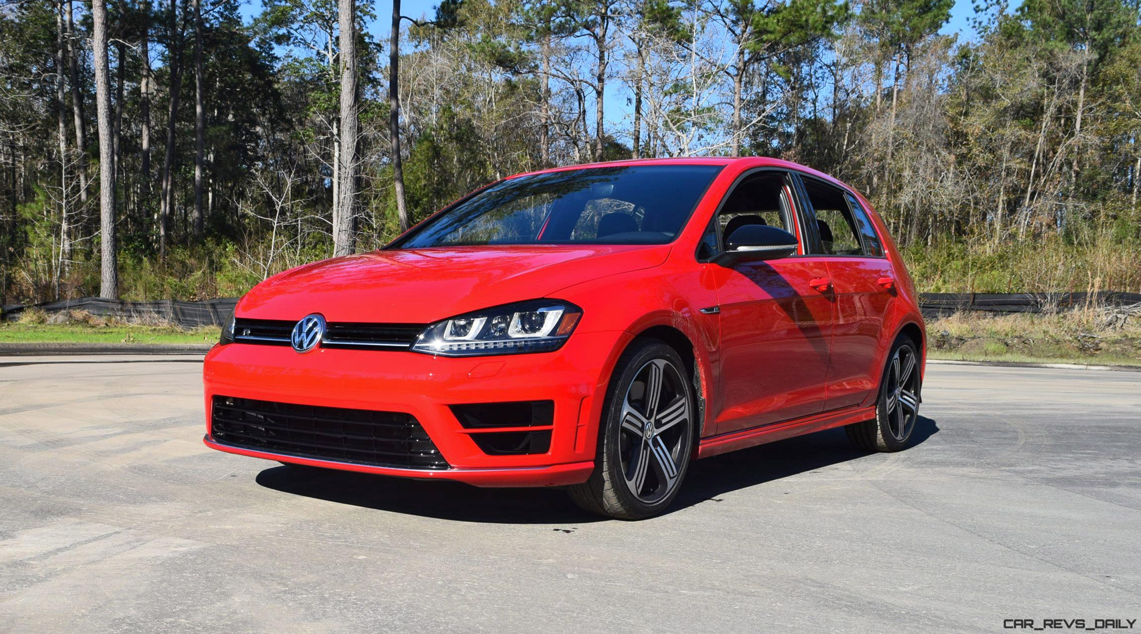 2017 vw golf r review 15. Black Bedroom Furniture Sets. Home Design Ideas