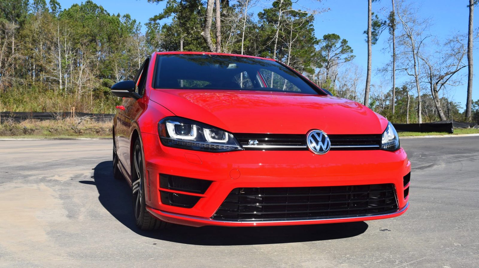 2017 vw golf r review 16. Black Bedroom Furniture Sets. Home Design Ideas
