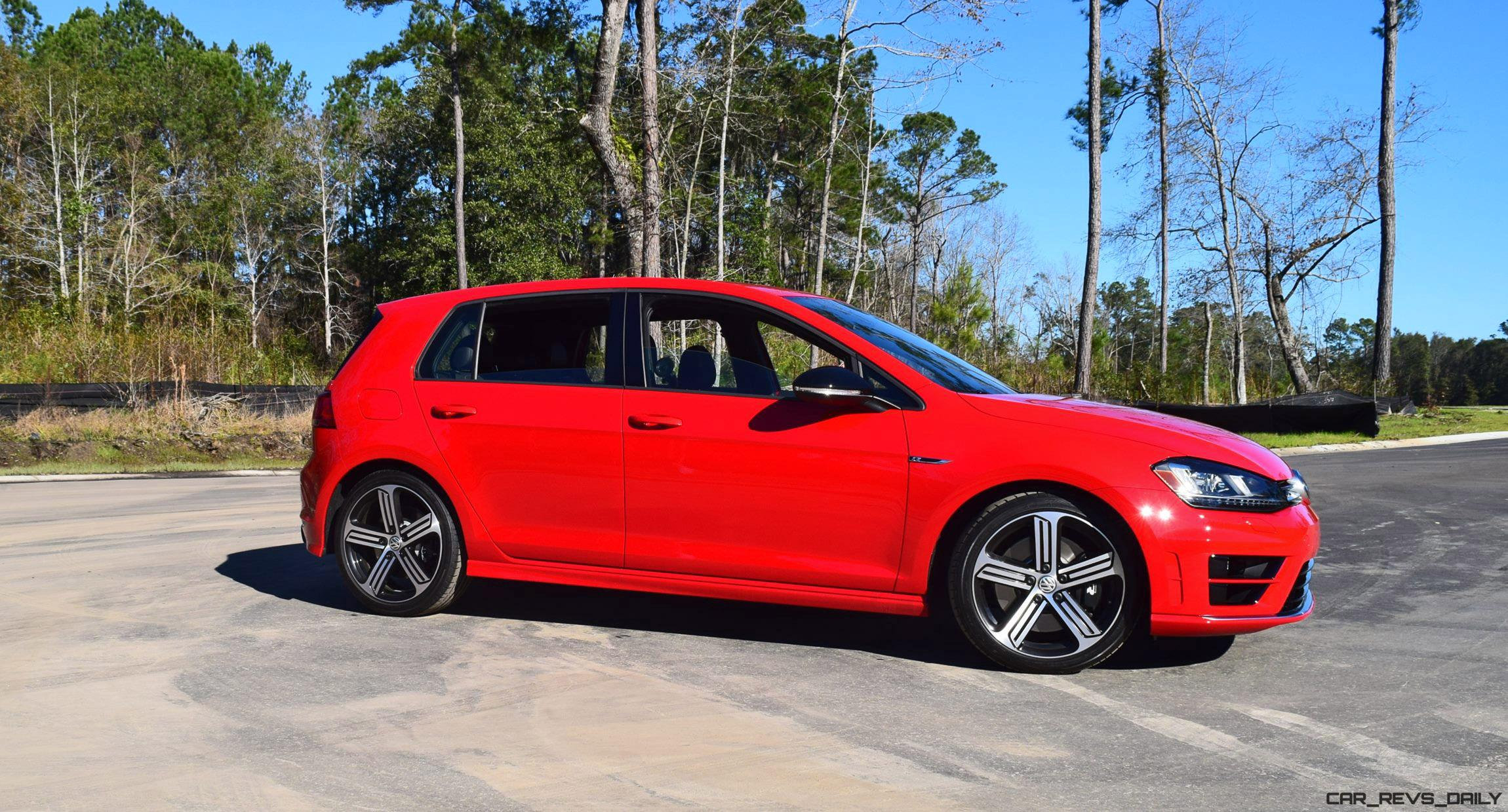 2017 vw golf r review 3. Black Bedroom Furniture Sets. Home Design Ideas