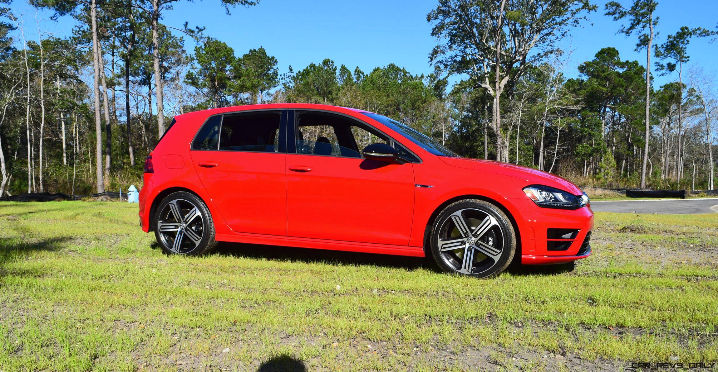 2017 vw golf r review 30. Black Bedroom Furniture Sets. Home Design Ideas