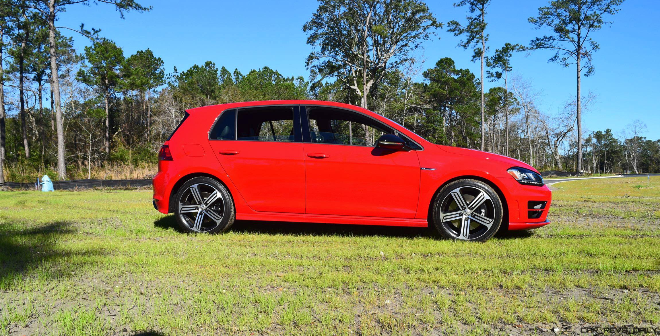 2017 vw golf r review 31. Black Bedroom Furniture Sets. Home Design Ideas