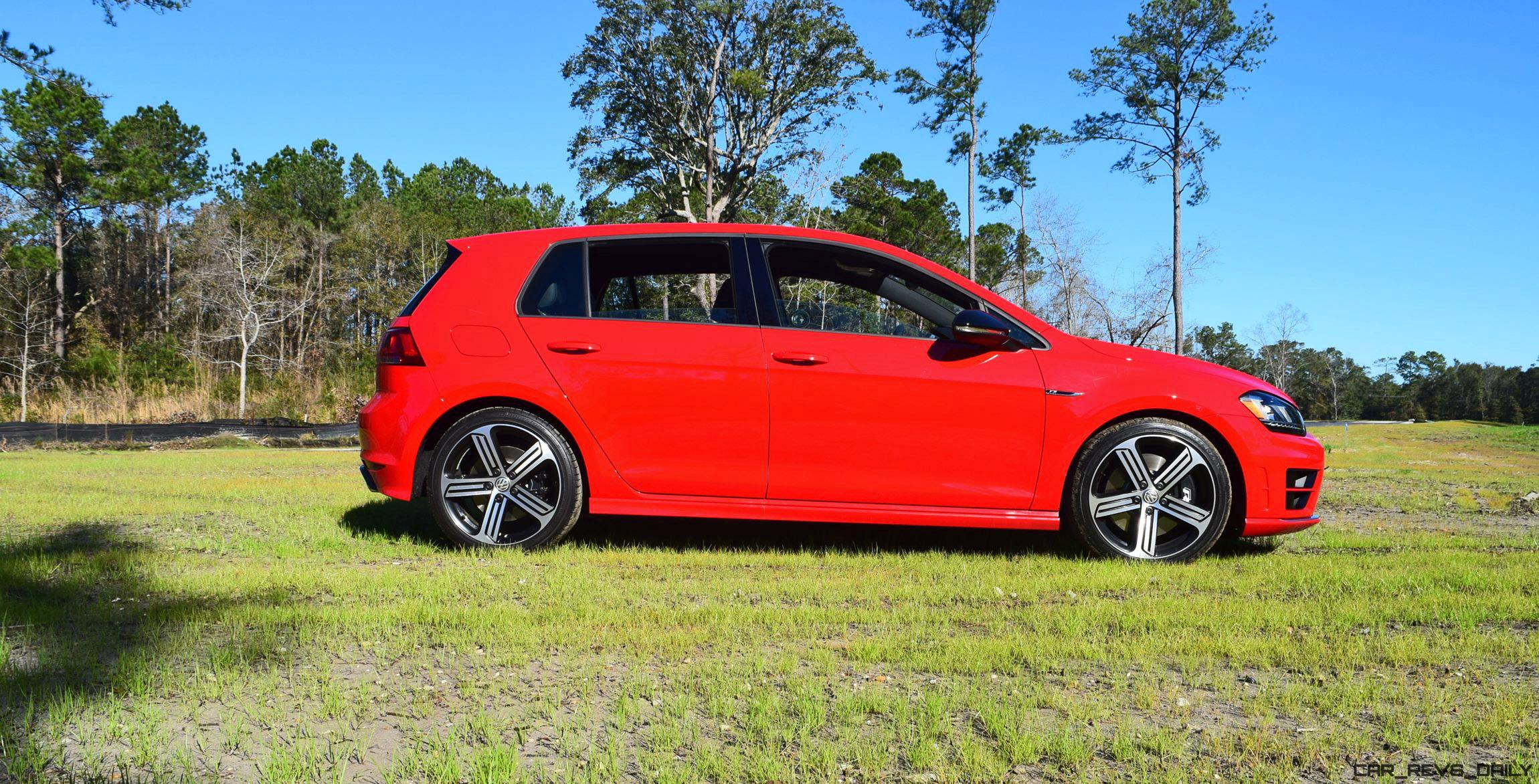 2017 vw golf r review 32. Black Bedroom Furniture Sets. Home Design Ideas