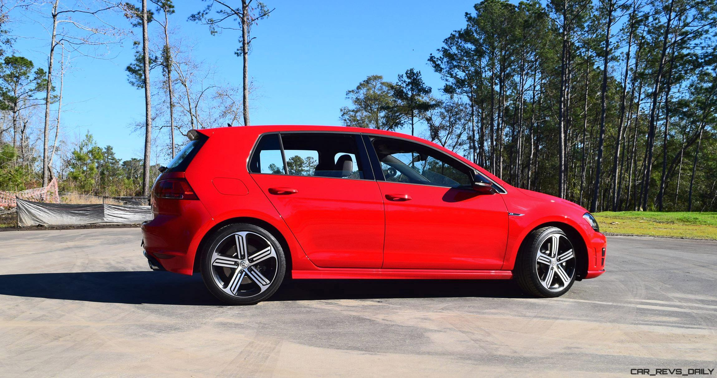 2017 vw golf r review 4. Black Bedroom Furniture Sets. Home Design Ideas