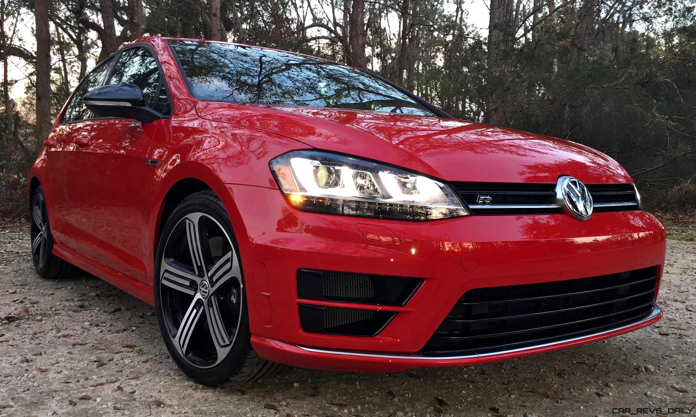 2017 vw golf r review 44. Black Bedroom Furniture Sets. Home Design Ideas