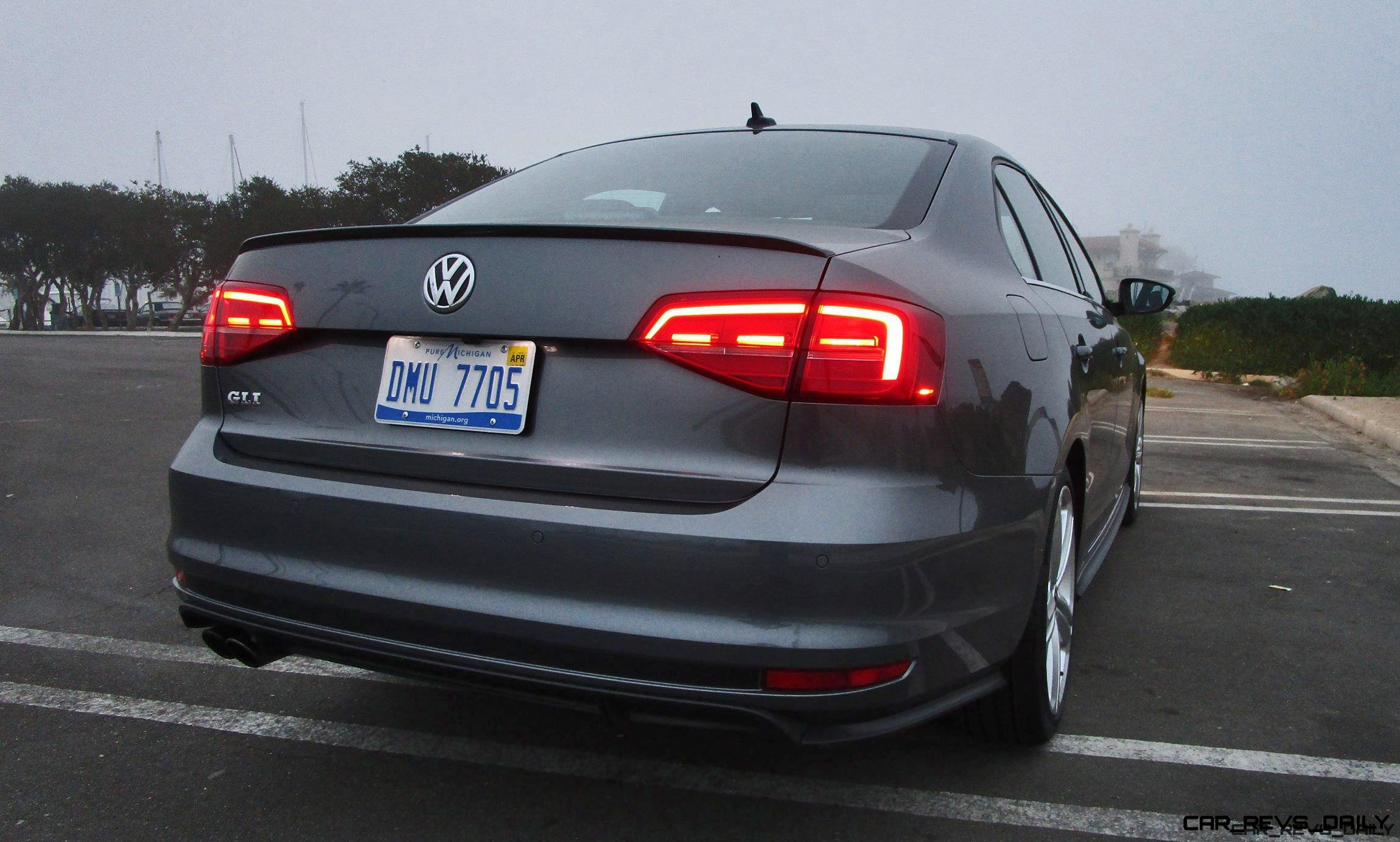 2017 Vw Jetta Gli 2 0t 6mt Road Test Review By Ben Lewis