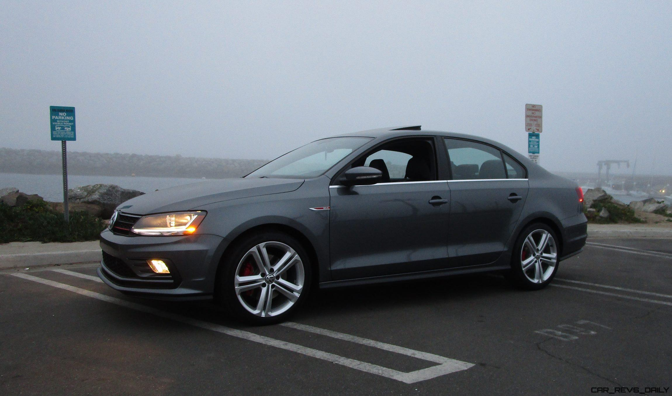 2017 VW Jetta GLI 2.0T 6MT - Road Test Review - By Ben Lewis