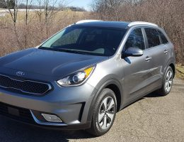 Road Test Review: 2017 Kia Niro EX – By Carl Malek