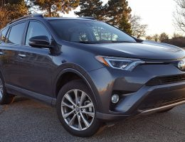 2017 Toyota RAV4 Platinum – Road Test Review – By Carl Malek