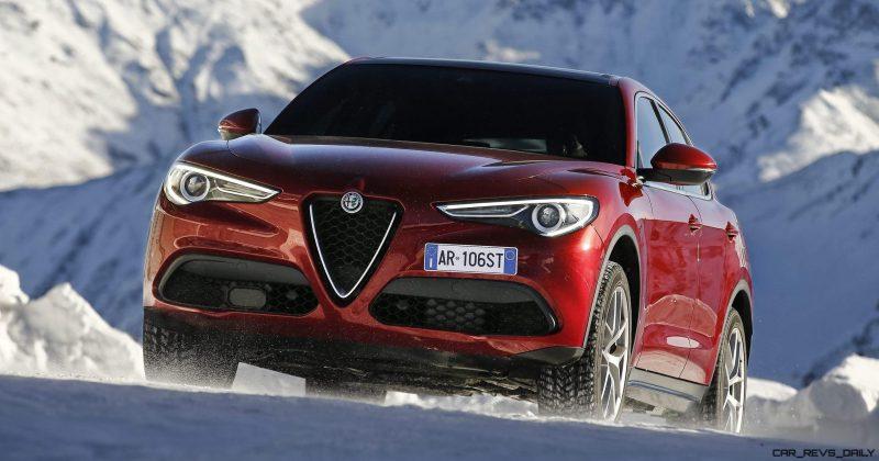 2018 Alfa Romeo STELVIO17