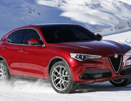 2018 Alfa Romeo STELVIO – 70 Dynamic Pics On Namesake Road