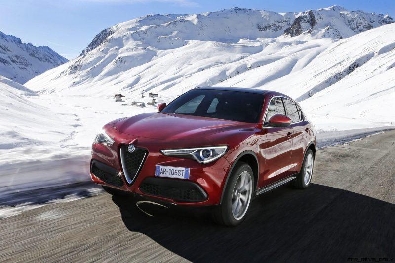 2018 Alfa Romeo STELVIO45