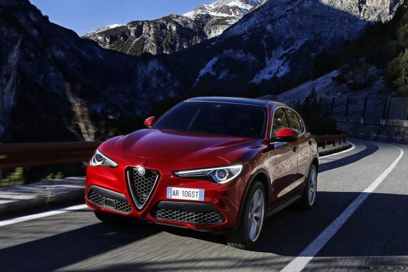 2018 Alfa Romeo STELVIO60