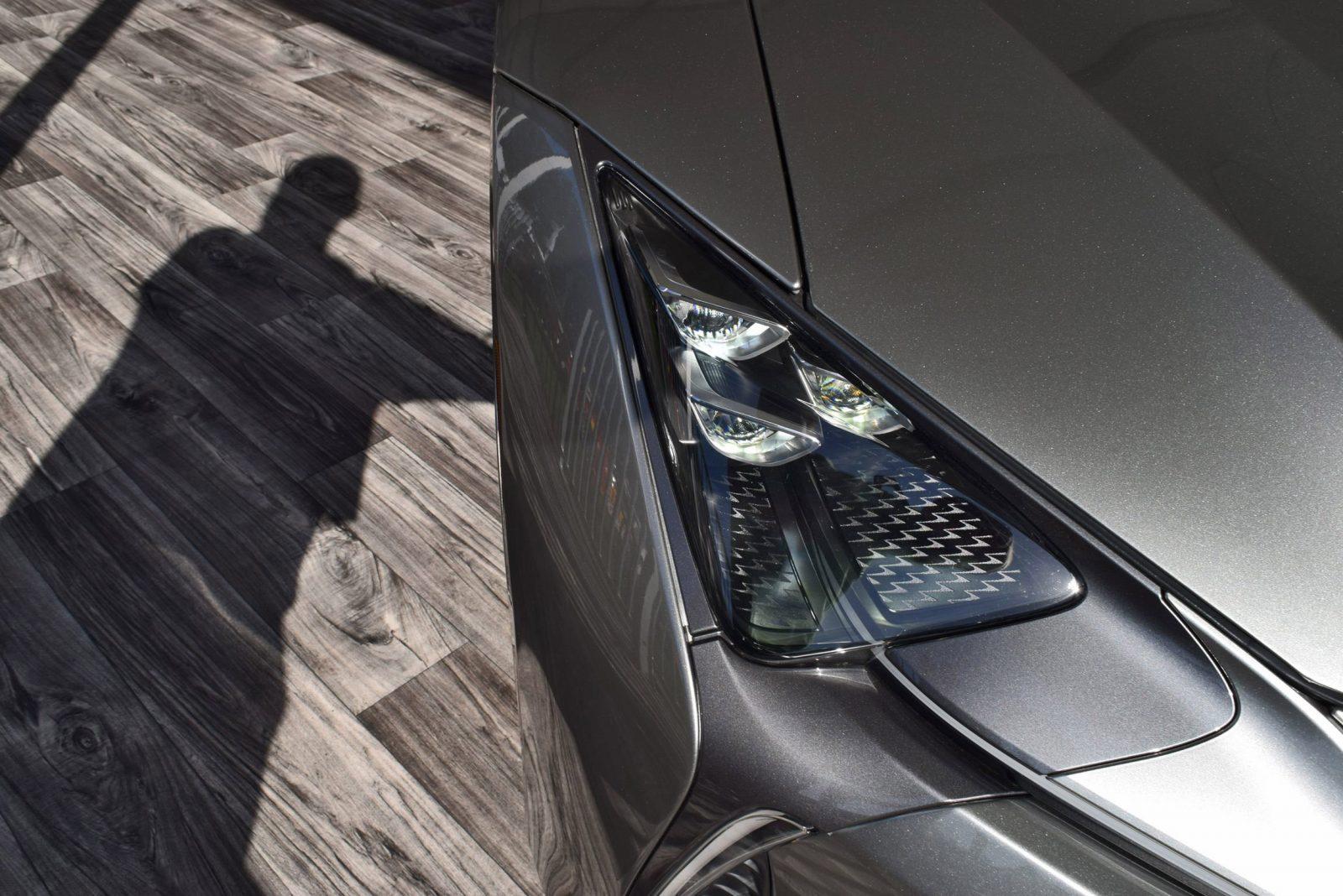 2018 Lexus LC500h Exterior Amelia 11