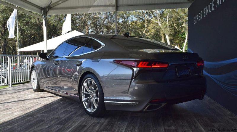 2018 Lexus LS500 10