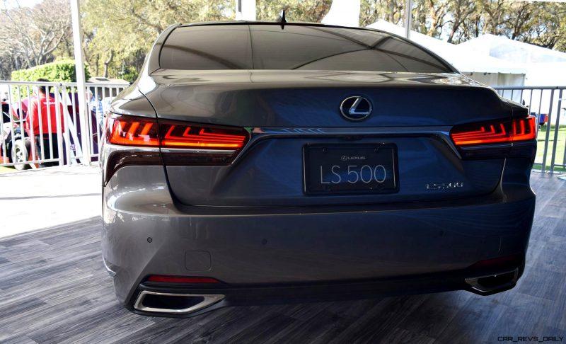 2018 Lexus LS500 13