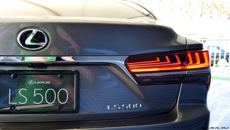 2018 Lexus LS500 14