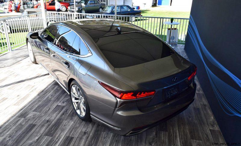 2018 Lexus LS500 15