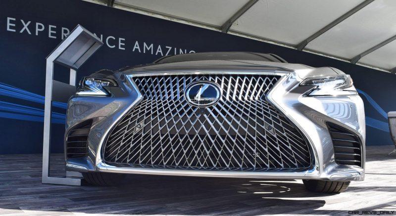 2018 Lexus LS500 2