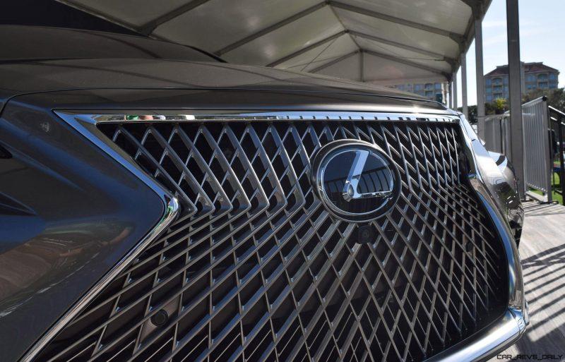 2018 Lexus LS500 23