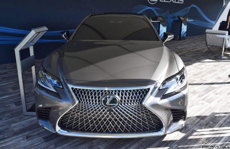 2018 Lexus LS500 5
