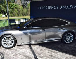 Design Analysis: 2018 Lexus LS500 at Amelia Island Concours [23 Photos]