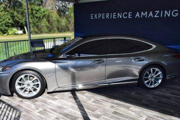 Design Analysis: 2018 Lexus LS500 at Amelia Island Concours [23 Photos]
