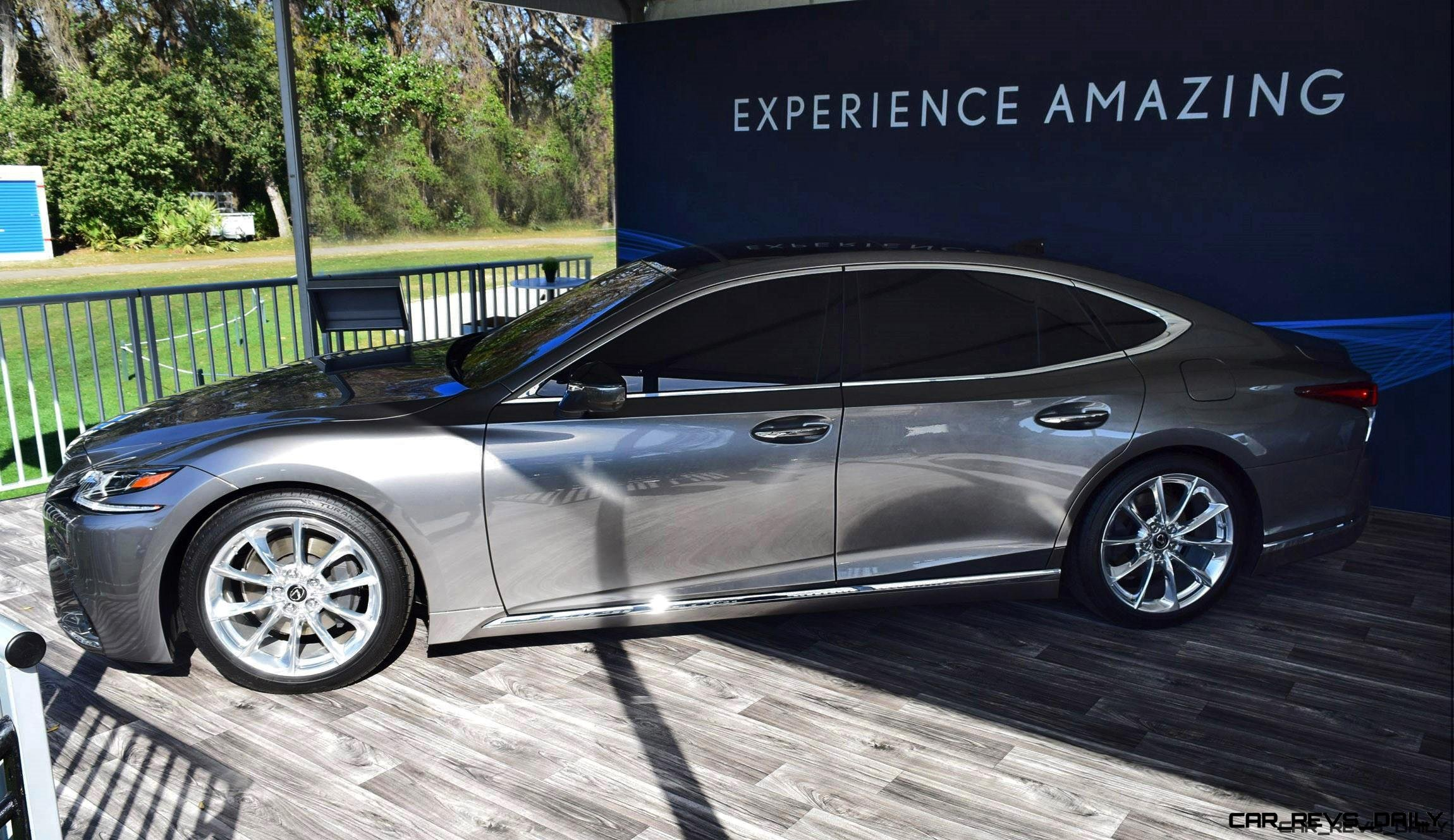 2018 Lexus LS500 6