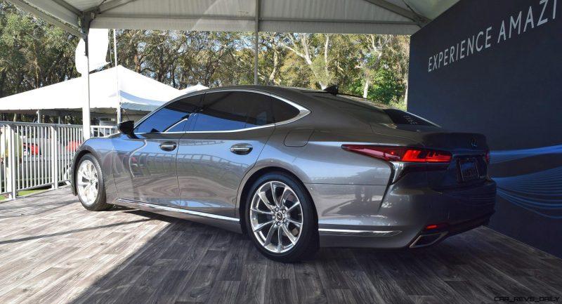 2018 Lexus LS500 9