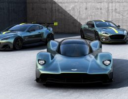 Aston Martin Unveils VALKYRIE, Rapide AMR and Vantage AMR Pro [Video + 60 Pics]