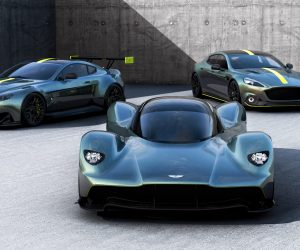 Aston Martin Unveils Valkyrie Rapide Amr And Vantage Amr Pro Video