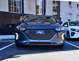 2017 Hyundai Ioniq Hybrid - First Drive Review w/ Video [60 Photos]