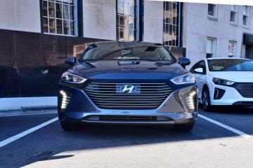 2017 Hyundai Ioniq Hybrid – First Drive Review w/ Video [60 Photos]
