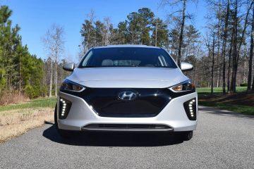 2017 Hyundai IONIQ Electric – First Drive Review w/ Video