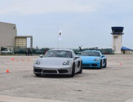 2017 Porsche 718 Cayman S – Autocross Drive Video