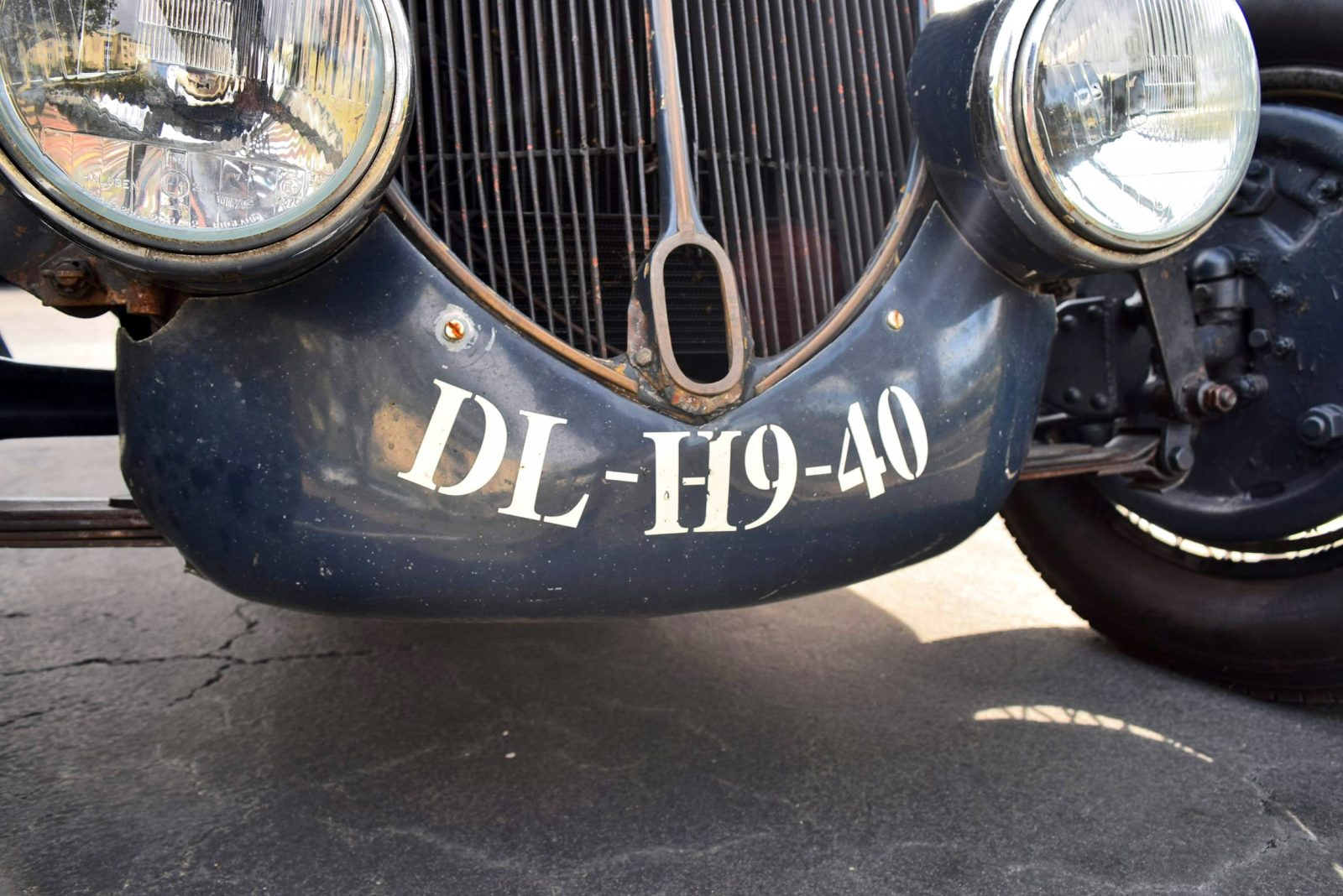 Delahaye 135S Competition 21