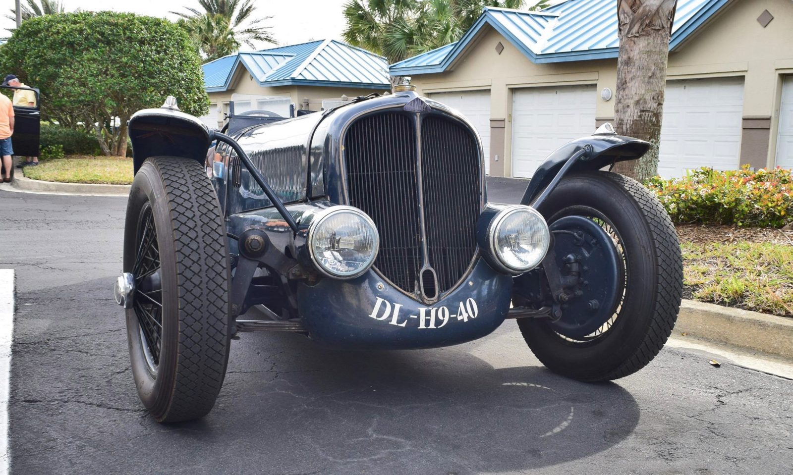 Delahaye 135S Competition 4