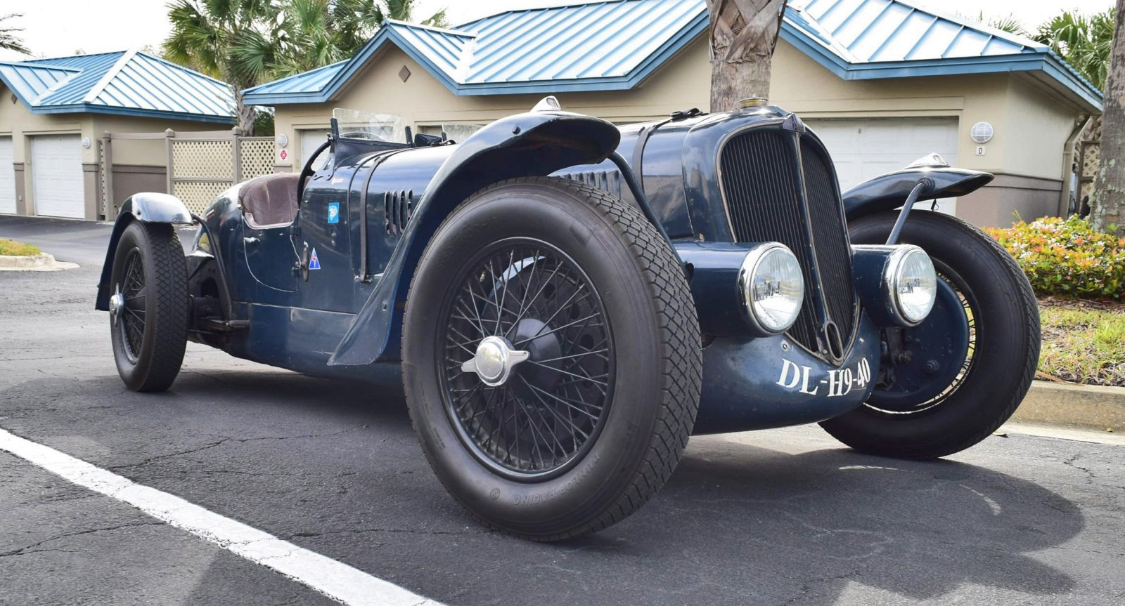 Delahaye 135S Competition 5