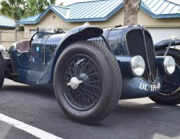 ~1936 Delahaye 135 S Competition Roadster at Amelia [35 Photos]