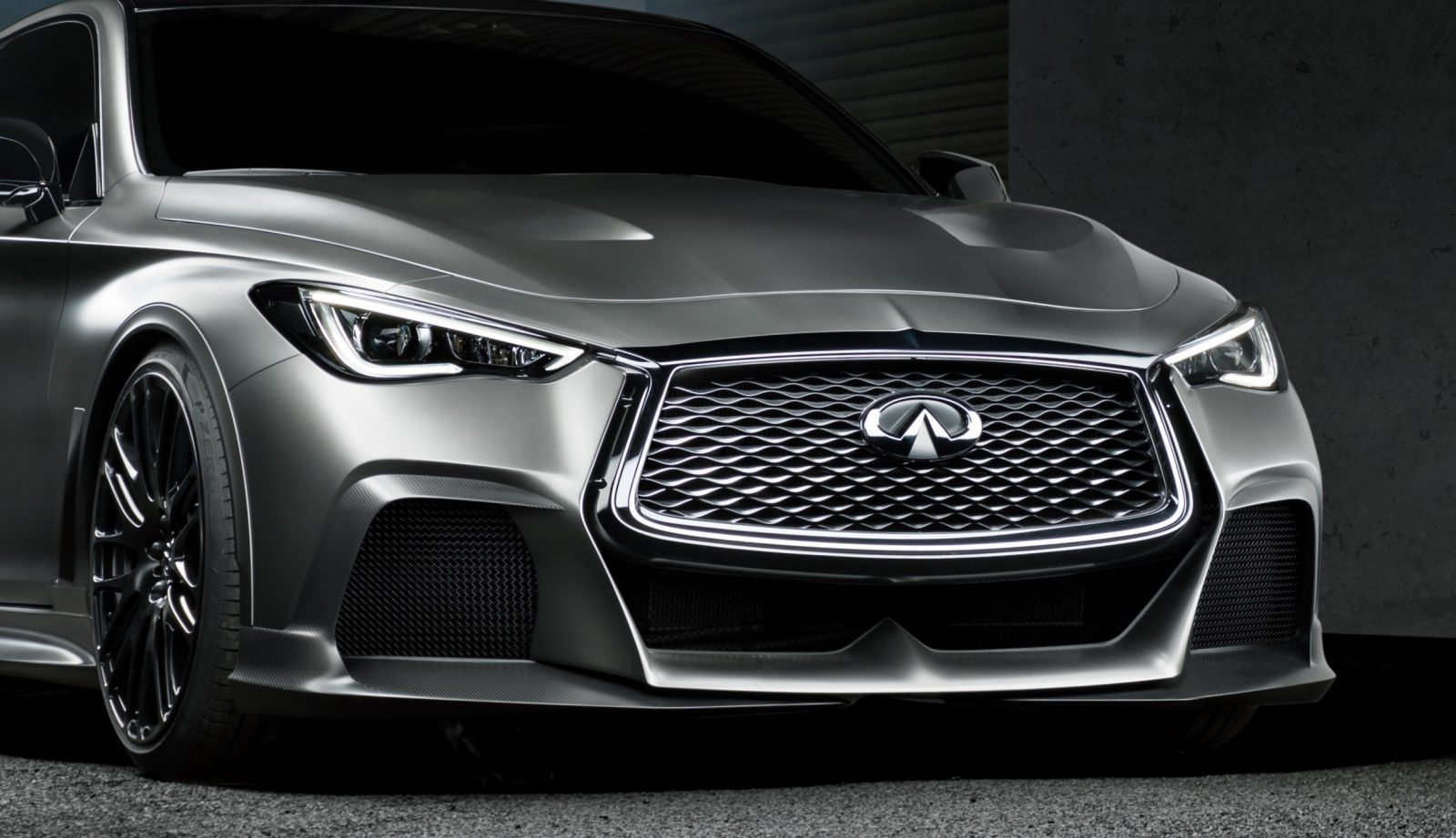 INFINITI - Project Black S FIRST image - 6 March 2017 8k