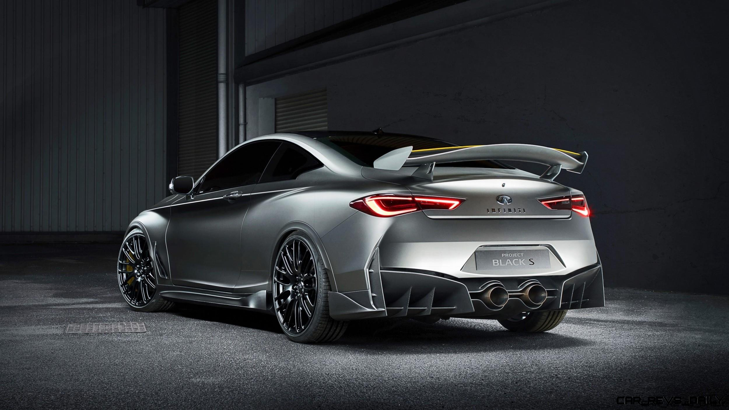 INFINITI - Project Black S FIRST image R - 6 March 2017 4k