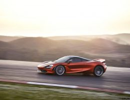 2017 McLaren 720S Reveals Active Aero and Hyperflowing Design [w/ Track Video)