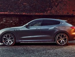 NOVITEC Tridente Launches Maserati Levante Upgrades