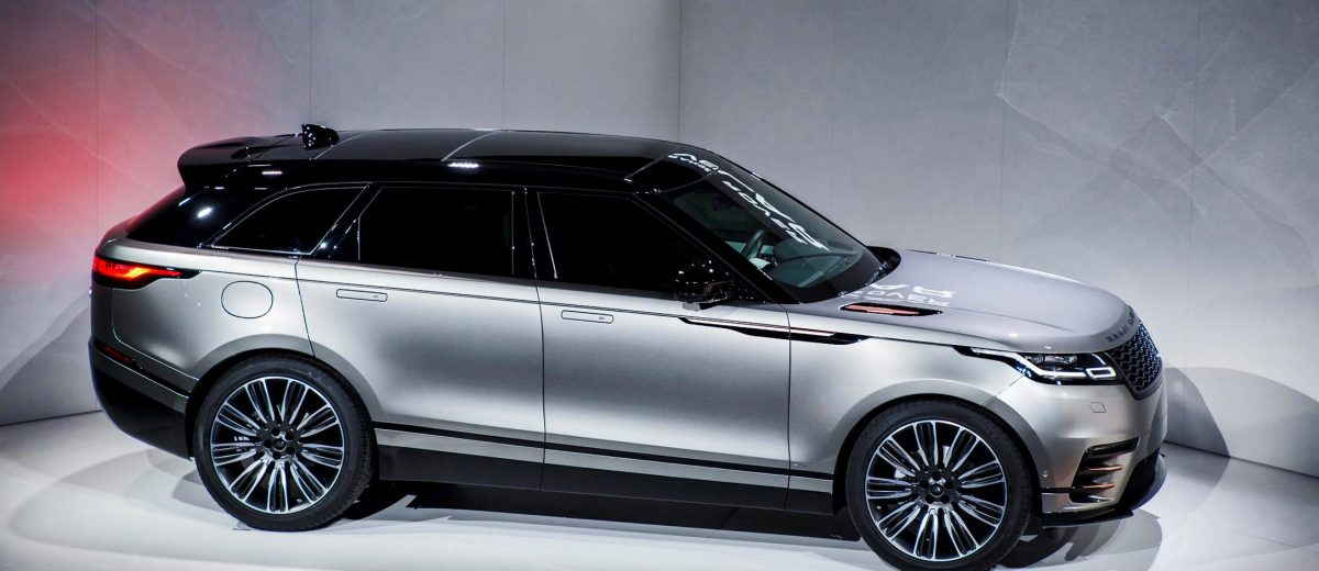 2018 Range Rover Velar World Debut W Video